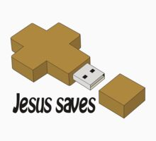 Jesus saves by masterchef-fr