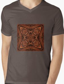 The Ruins Mens V-Neck T-Shirt