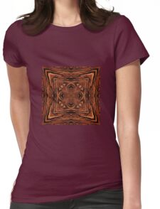 The Ruins Womens Fitted T-Shirt
