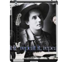 """John Mayer """"Whisky, Whisky, Whisky"""" iPad Case/Skin"""