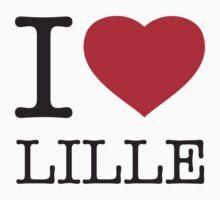 I ♥ LILLE by eyesblau