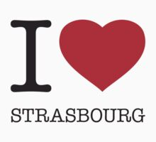 I ♥ STRASBOURG by eyesblau