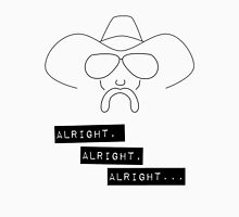 Alright Alright Alright - Cowboy Unisex T-Shirt
