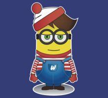 Find Minion Waldo by kridel
