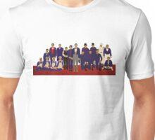 Grand Budapest Hotel Unisex T-Shirt