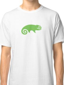 Suse Chameleon Logo Classic T-Shirt