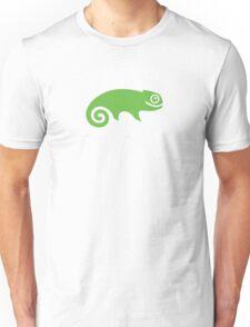 Suse Chameleon Logo Unisex T-Shirt