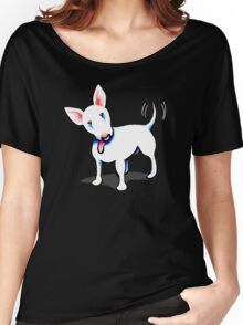 Pure Bull (Terrier) - Dark Women's Relaxed Fit T-Shirt