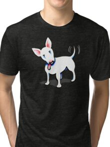 Pure Bull (Terrier) - Dark Tri-blend T-Shirt