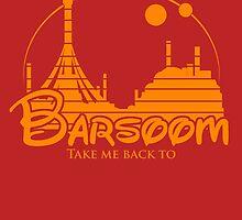 Take me back to Barsoom by Eren