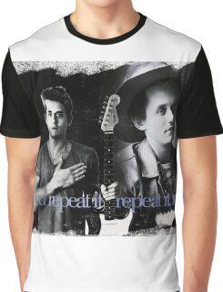 "John Mayer ""Whisky, Whisky, Whisky"" Graphic T-Shirt"