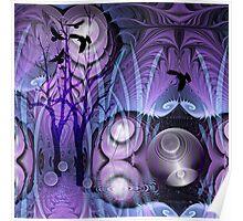 Swamp Magic Poster