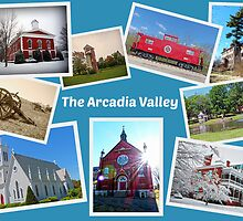 The Arcadia Valley by Susan S. Kline