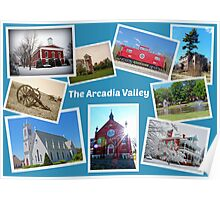 The Arcadia Valley Poster