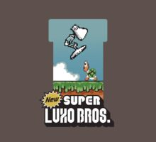 Super Luxo Bros. by m1a2