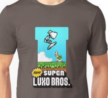 Super Luxo Bros. Unisex T-Shirt