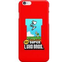Super Luxo Bros. iPhone Case/Skin