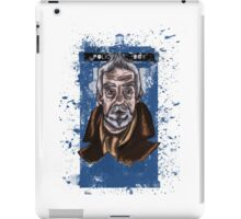 War Lord of Time iPad Case/Skin