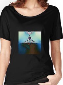 From the Depths Rising Women's Relaxed Fit T-Shirt