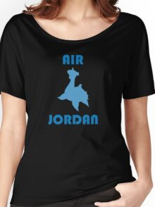 AIR JORDAN LAPRAS Women's Relaxed Fit T-Shirt