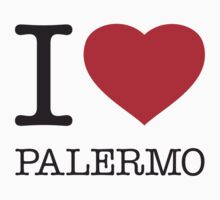 I ♥ PALERMO Kids Clothes