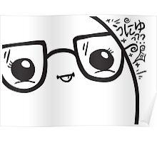 WHOA SERIES - Geeky Whoa Poster