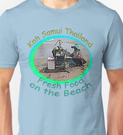 Thai Beach Food Unisex T-Shirt