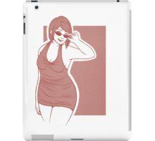 Fem!Crowley iPad Case/Skin
