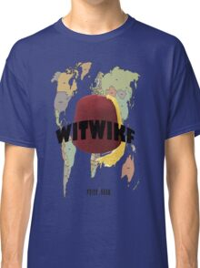 Where in the World is Kaleb's Fez? - T-shirt Classic T-Shirt