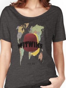 Where in the World is Kaleb's Fez? - T-shirt Women's Relaxed Fit T-Shirt