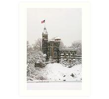 Belvedere Castle Art Print