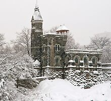 Belvedere Castle by Ellen McKnight