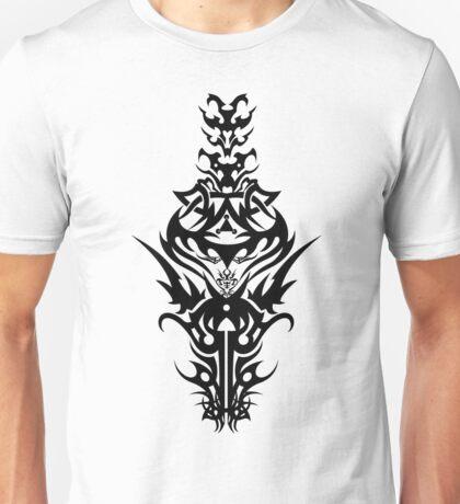 Tribal Figur Unisex T-Shirt