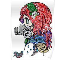Steam Punk doodle Poster