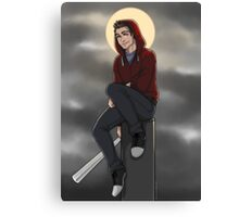 Teen Wolf: Bamf Stiles Canvas Print