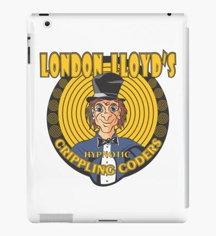 LONDON LLOYD'S iPad Case/Skin