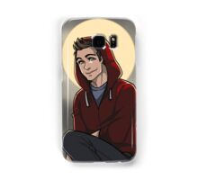 Teen Wolf: Bamf Stiles Samsung Galaxy Case/Skin