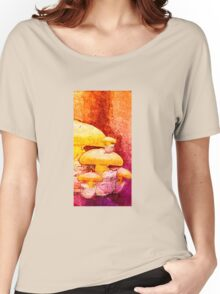 fungus family Women's Relaxed Fit T-Shirt