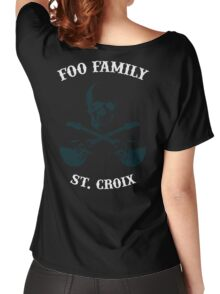 Foo Family St. Croix Women's Relaxed Fit T-Shirt