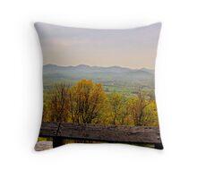 Blueridge View Throw Pillow