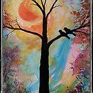 Sunset & The Birds by teresa731