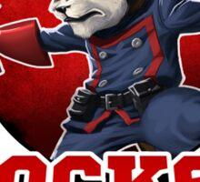 Rocket! Sticker
