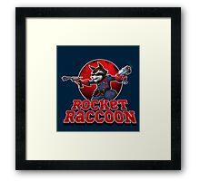 Rocket! Framed Print