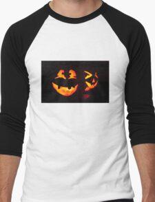 Jack-O Lanterns Men's Baseball ¾ T-Shirt