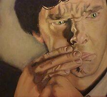 Drunk Sherlock Gets Emotional by LouLouD123