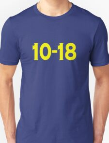 10-18 Warriors T-Shirt
