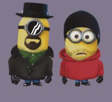 Minions Walter & Jesse Breaking Bad by minionsaddict