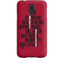 Not Dead Samsung Galaxy Case/Skin