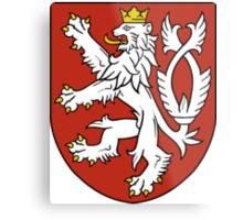 Bohemia Coat of Arms  Metal Print