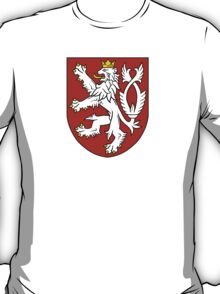 Bohemia Coat of Arms  T-Shirt